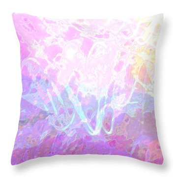 Celeritas 35 Throw Pillow