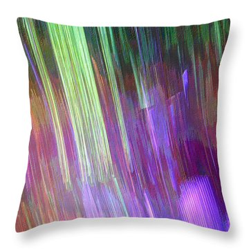 Celeritas 4 Throw Pillow