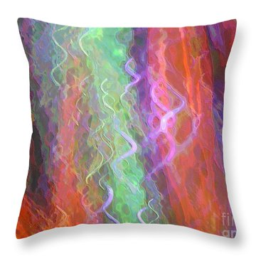 Celeritas 41 Throw Pillow