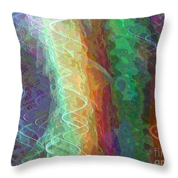 Celeritas 44 Throw Pillow