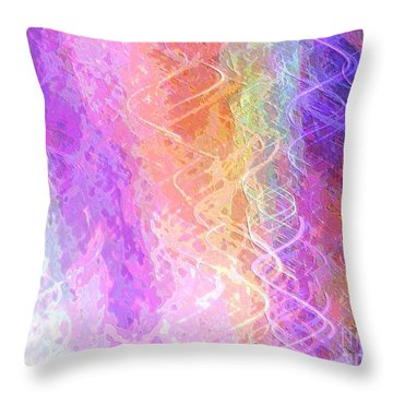 Celeritas 47 Throw Pillow