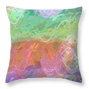 Celeritas 48 Throw Pillow