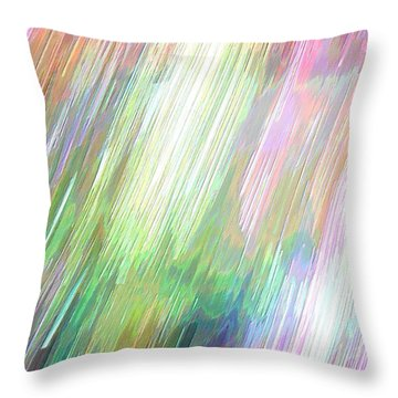 Celeritas 5 Throw Pillow