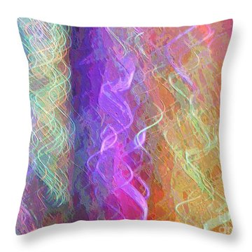 Celeritas 51 Throw Pillow