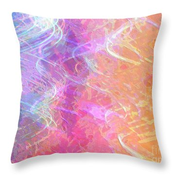 Celeritas 52 Throw Pillow