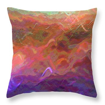 Celeritas 54 Throw Pillow