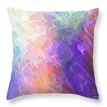 Celeritas 59 Throw Pillow