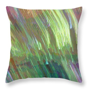 Celeritas 6 Throw Pillow