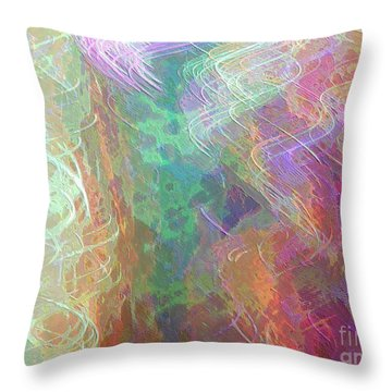 Celeritas 60 Throw Pillow