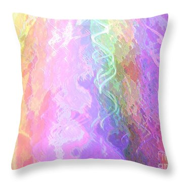 Celeritas 62 Throw Pillow