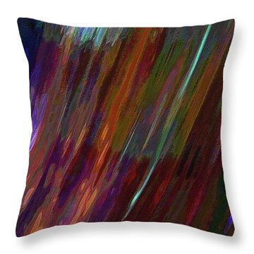 Celeritas 63 Throw Pillow