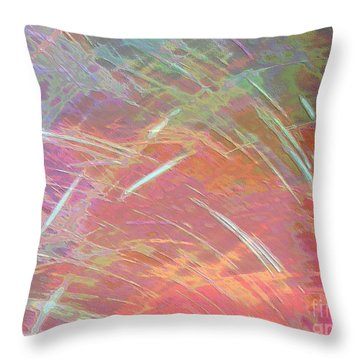 Celeritas 65 Throw Pillow