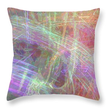 Celeritas 66 Throw Pillow