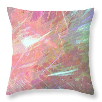 Celeritas 68 Throw Pillow