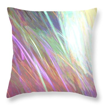 Celeritas 69 Throw Pillow