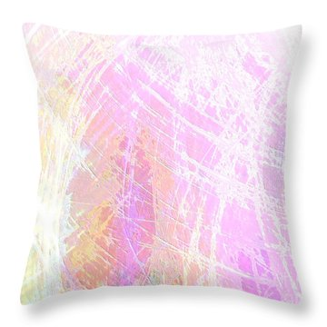 Celeritas 70 Throw Pillow
