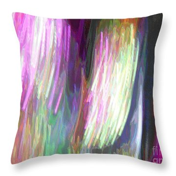 Celeritas 72 Throw Pillow