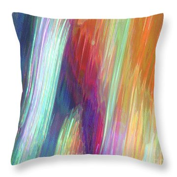 Celeritas 8 Throw Pillow