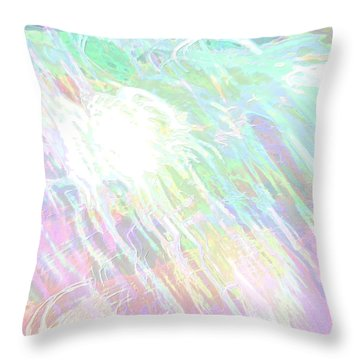 Celeritas 9 Throw Pillow