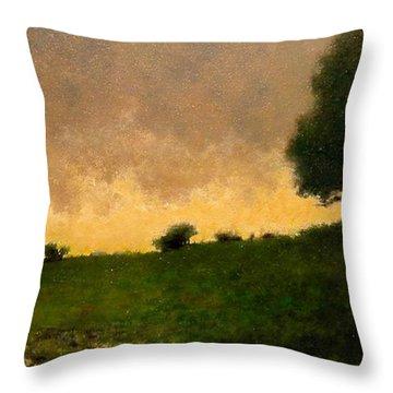 Celestial Place #2 Throw Pillow