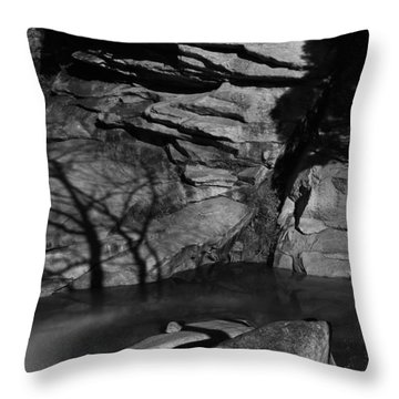 Celestial Valley In Beijing China Throw Pillow