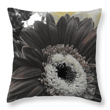 Throw Pillow featuring the photograph Centerpiece by Photographic Arts And Design Studio