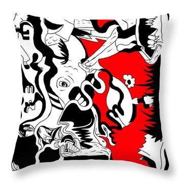 Century 21 Throw Pillow