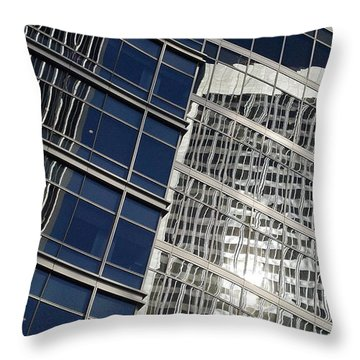 Century City Throw Pillow