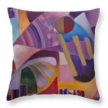 Cerebral Decor Throw Pillow