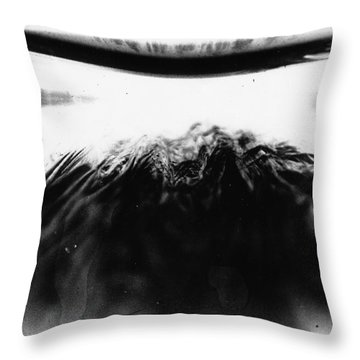 Cf Exp. Throw Pillow