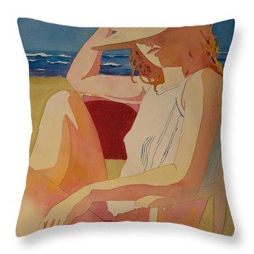 Chair Series V Throw Pillow