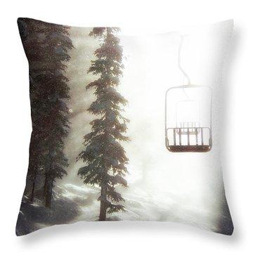 Pine Throw Pillows