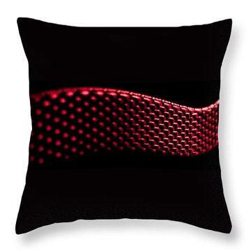 Chaise Throw Pillow by Darryl Dalton