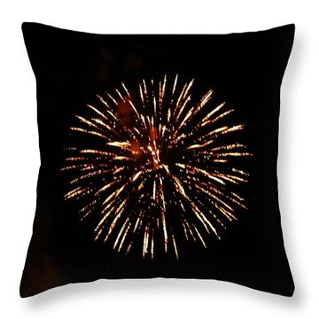 Throw Pillow featuring the photograph Champagne by Amar Sheow