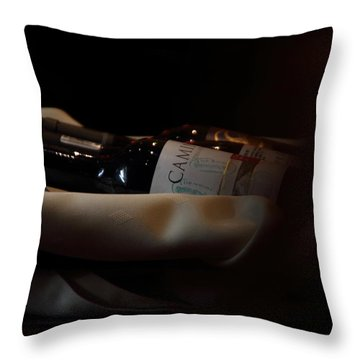Throw Pillow featuring the photograph Party Time  by Ramabhadran Thirupattur