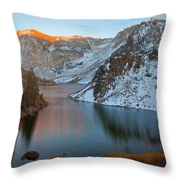 Change Of The Season Throw Pillow