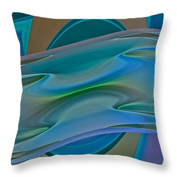 Changing Expectations Throw Pillow
