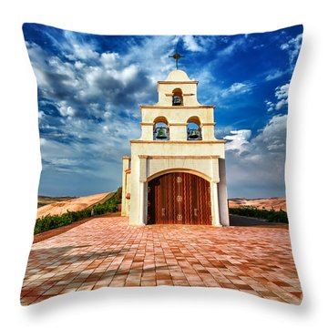 Chapel Hill Throw Pillow