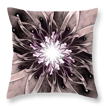 Charismatic Throw Pillow