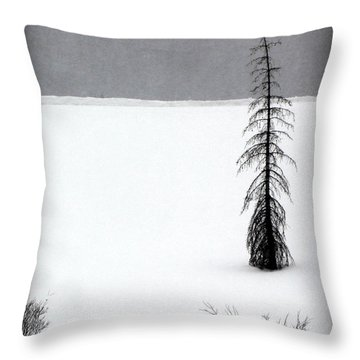 Charlie Brown's Christmas Tree Throw Pillow