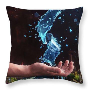 Spell Throw Pillows