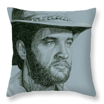 Charro Throw Pillow