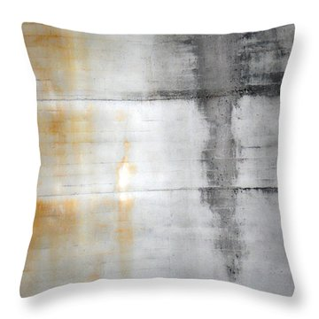 Chatter Of One  Throw Pillow by Jerry Cordeiro
