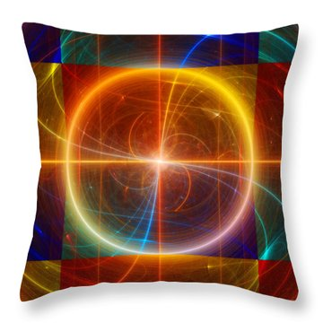 Check This Throw Pillow