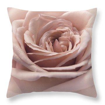 Cherry Vanilla Sundae Throw Pillow by Darlene Kwiatkowski