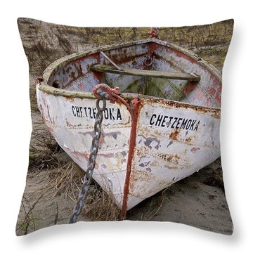 Chetzemoka Throw Pillow