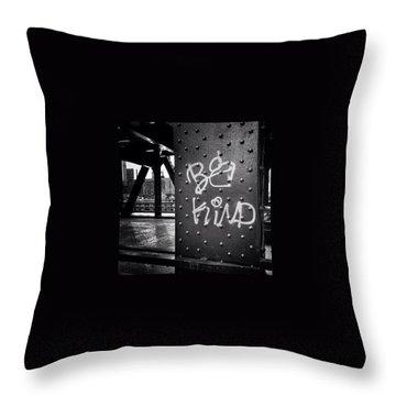 Black And White Throw Pillows