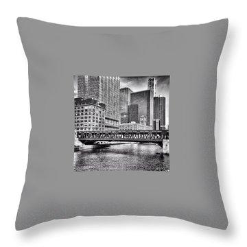 Cityscape Throw Pillows