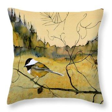 Alaska Throw Pillows