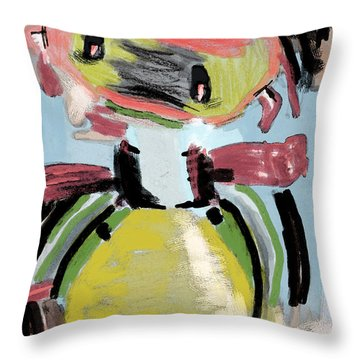 Child's Game Throw Pillow